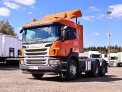 Scania P440. Седельный тягач 2013 г/в, 12 740куб. см., 6x4