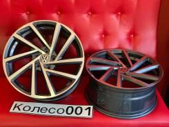 Новые литые диски 5466 R18 5/112 GMF