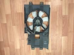 Вентилятор охлаждения радиатора. Nissan Cube, ANZ10, AZ10, Z10 CG13DE, CGA3DE