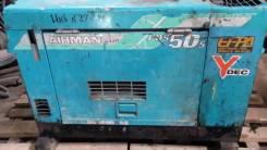 Компрессор Airman PDS50SC дизельный