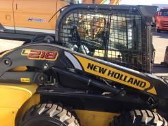 Мини-погрузчик New Holland L 218