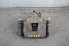 Суппорт Daewoo Nexia, левый передний N150