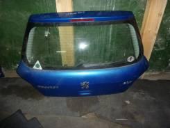 Дверь багажника Peugeot 307 2001-2007