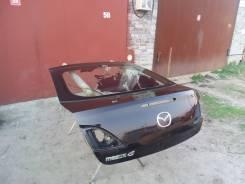 Крышка багажника Mazda 6 лифтбек GH