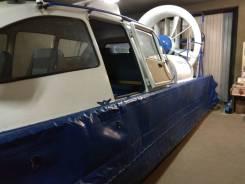 Продам катер на воздушной подушке Марс 700