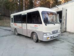 Hyundai County. Автобус Hyundai HD(County), 15 мест