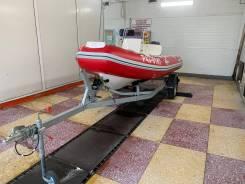 Продаётся моторная лодка РИБ Brig Falcon F450L 2014г. в.