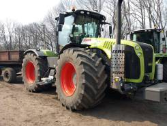 Claas Xerion, 2017