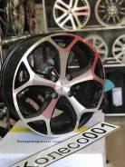 Новые литые диски -386 R16 4/100 BFM