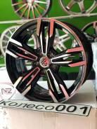 Новые литые диски -418 R16 5/100 BFP