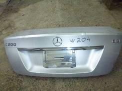 Крышка багажника Mercedes-Benz C-Class W204 2010 г