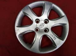 """Колпак 529604L000 декоративный R15 4x100 Hyundai Solaris (2011-14). Диаметр 15"""", 8шт"""