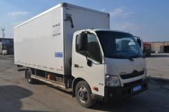 Hino 300. Фургон изотермический 2013 г. в. в наличии, 4 000куб. см., 5 000кг., 4x2