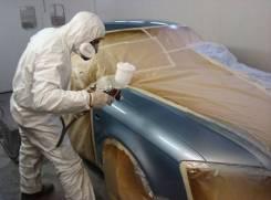 Кузовной ремонт, покраска, полировка, нанокерамика, жидкое стекло
