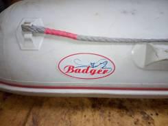Продаеться лодка баджер