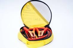 Провода прикуривания в сумке, морозостойкие (2,5м) 200А