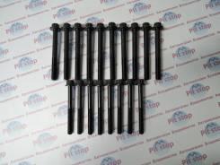 Болты головки блока цилиндров / Mazda WL, (18шт), NEW