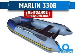 Надувная лодка ПВХ Марлин 330