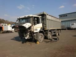 Scania 8x4 P400 2015г в разбор