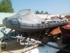 Продам лодку ПВХ и лодочный мотор.