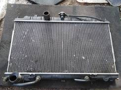 Радиатор охлаждения двигателя. Nissan Bluebird Sylphy