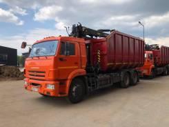 Продажа ломовоза с КМУ VM10L74М на шасси Камаз-65115-3094