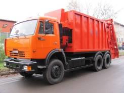 Коммаш КО-427-01. Продается Мусоровоз c задней загрузкой КО-427-01 на базе Камаз-65115