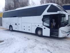 Higer KLQ 6122B, 51 место (спальное место), туристический автобус