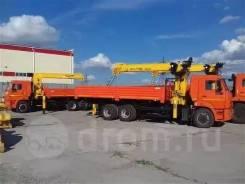 КАМАЗ 65115-3094-50 + SOOSAN SCS746L