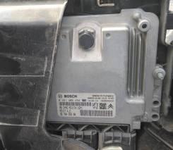 Блок управления двигателя Peugeot Citroen EP6C