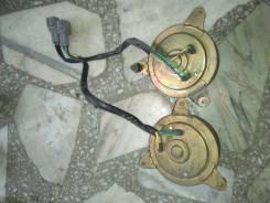 Мотор вентилятора охлаждения радиатора Nissan 4-конт
