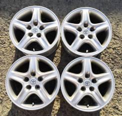 Оригинальные литые диски R16 Toyota, Lexus и т. д.
