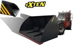 Фронтальный ковш Exten для легких материалов серии Q