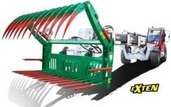 Сельскохозяйственный захват фронтальный для сена Exten ZF2000