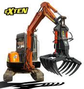 Сельскохозяйственный захват навесной Exten ZX500