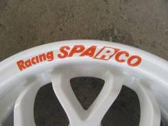 Олд скулы Sparco racing R13 4x100 4x114.3 5.0J ET47 4 шт. (A104)Japan
