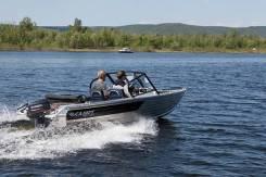 Лодка Моторная Салют-430 в комплектации ProScout