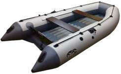 Лодка надувная ПВХ НДНД REKA 340 премиум
