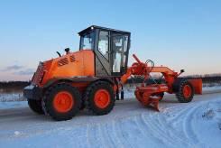 Завод ДМ. Автогрейдер DM-14.1, 7 500куб. см.