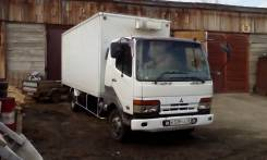 Mitsubishi Fuso Fighter, 1996