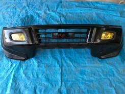 Бампер. Mitsubishi Pajero, V63W, V64W, V65W, V66W, V67W, V68W, V73W, V74W, V75W, V76W, V77W, V78W Mitsubishi Montero, V63W, V64W, V65W, V66W, V67W, V6...