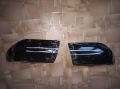 Защита фар очки Pajero IO R+L 96-2000гг темные