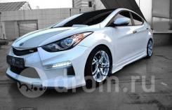 Тюнинг-обвес кузова «M&S Full Body Kit» для Hyundai Elanta (Avante md)