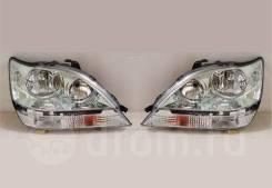 Фара. Toyota Harrier, ACU10W, ACU15W, MCU10W, MCU15W, SXU10W, SXU15W Lexus RX300 1MZFE, 2AZFE, 5SFE