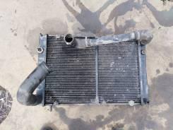Радиатор медный газель ГАЗ Волга 406 двигатель инжекторный 3110310