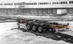 ORTHAUS CGS010 контейнеровоз 45 футов раздвижной ССУ 1100 мм, 2018