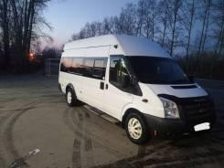 Ford Transit. Автобус , 18 мест, С маршрутом, работой