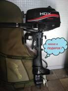 Лодочный мотор HDX Т2.5 BMS