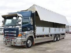 Hino Profia. Фургон, 13 000куб. см., 12 600кг., 8x4. Под заказ