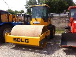 SDLG RS8140. Каток грунтовый
